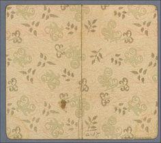 [Carnés de baile]. Grabado — 1890-1910