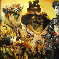 "Saatchi Art Artist Marco Ortolan; Painting, ""I take the basket ? ( SOLD )"" #art"
