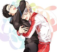 Yuri On Ice || Victor N. And Yuri K.