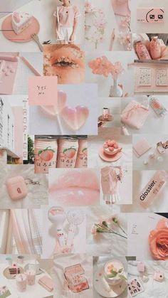 Wallpaper Sky, Peach Wallpaper, Pink Wallpaper Iphone, Iphone Background Wallpaper, Retro Wallpaper, Tumblr Wallpaper, Wallpaper Quotes, Cartoon Wallpaper, Disney Wallpaper