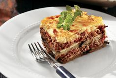 YUMM.... Moussaka is a scrumptious Greek Classic - they will always ask for seconds!