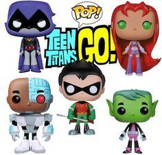 Teen-Titans-Go-Pop-Vinyl-Figures-01 Teen Titans Go, Pop Vinyl Figures, Beast Boy, Best Funko Pop, Pop Bobble Heads, Funko Pop Display, Funko Pop Dolls, Pop Figurine, Funk Pop