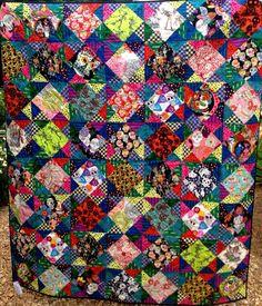 Margaret Linderman - Day of the Dead/All Souls Day quilt made for ... : day of the dead quilt pattern - Adamdwight.com