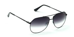 Buy Now IDEE Sunglasses Unisex Medium 60mm Black Shaded Aviator IDEE-S2274-C1 Online : India