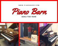 We take great care of the pianos we have sold and we would love to show you what we can offer you! Contact our friendly staff at (631) 726-4640 and we can answer your questions and help you with some friendly advice! #Pianos  #PainosWaterMill  #PianosSagharbor  #PianosMontauk  #BuyAndSellPiano  #RentOutPianos  #PianoTuning  #PianoSales  #PianoRentals  #PianoMoving  #PianoRepairs  #PianoNeed  #GrandPianoRepair  #PianoRefinishing  #PianoRestoration