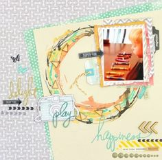 I {lowe} SCRAP :: 'LET it GO' :: layout by Angie Gutshall