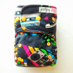 I love the 80's AI2 :: Poopy Doo Cloth Diapers
