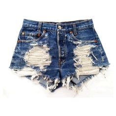 Items similar to Levis studded shorts high waisted denim shorts distressed shorts Vintage Low Rise Studded Pocket Ripped Denim Short Grunge Wrangler Cut off on Etsy Distressed Denim Shorts, Ripped Jean Shorts, Blue Jean Shorts, Levi Shorts, Blue Jeans, Gap Jeans, Dark Denim, Denim Cutoffs, Crop Top Und Shorts