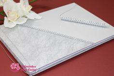 Livro para Mensagens aos Noivos Personalizado Weddings, Livros, Engagement