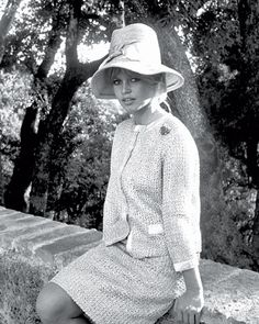 Brigitte Bardot, 1961