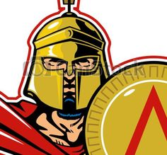 Vector of spartan with shield - spartan with helmet and shield csp12963980 - Search Clip Art, Illustration, Drawings and Clipart EPS Vector Graphics Images