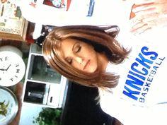 """Jennifer Aniston as Rachel in """"Friends"""" Rachel Green Hair, Rachel Hair, Rachel Green Friends, Jennifer Aniston Friends, Jennifer Aniston Hair, Jenifer Aniston, Cut My Hair, Her Hair, Hair Cuts"""