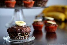 12 receptov na muffiny rôznych chutí - Fičí SME Cup Cakes, Desserts, Fitness, Tailgate Desserts, Gymnastics, Petit Fours, Dessert, Cupcake, Deserts