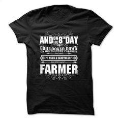 FARMER PRIDE T Shirts, Hoodies, Sweatshirts - #tee times #t shirt design…