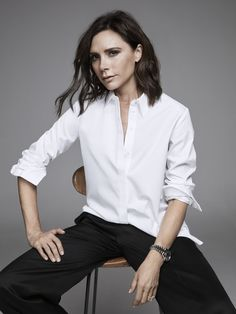 Victoria Beckham will be the first designer EVER to introduce a plus size fashion range to this US superstore. #VictoriaBeckham #BodyPositive #Fashion #Target