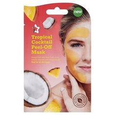 Superdrug Tropical Cocktail Peel-OffMask