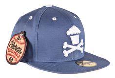 JC/New Era Hat Mystery Blue  #johnnycupcakes