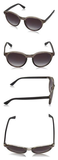 9aa5768d442  61.42 - Tommy Hilfiger TH1389S Round Sunglasses Black Glitter Grey Dark  Gray Gradient  tommyhilfiger