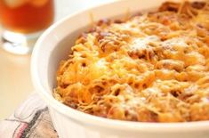 John Wayne Casserole - Here's a Mexican casserole recipe that every cowboy will love, including the Duke himself. John Wayne Casserole is filled with the likes of ground beef, beans, cream of chicken soup, salsa, and cheese. It's perfect for a family dinner, potluck, or gameday. So, get out your casserole dish, preheat the oven, and go to town.