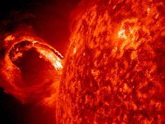 L'image du jour : Activité solaire du 1er mai 2013