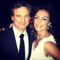 With very good company #colinfirth #chopardparty #cannes #france #festivaldecannes