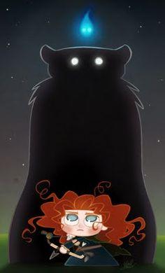 Disney Princess Chibis - disney-princess fan art