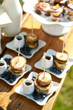 Let's Go To Brunch, More from my Tasty party appetizers! – Healthy lifestyle 18 Tasty part…Super Wedding Reception Food Breakfast 36 IdeasBreakfast Weddings Are the BestWedding food breakfast mini pancakes 69 IdeasHam Swiss Croissant Bake Brunch Party, Brunch Wedding, Brunch Food, Brunch Buffet, Wedding Breakfast, Birthday Brunch, Hotel Breakfast Buffet, Fall Wedding, Sunday Brunch