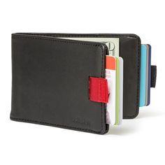 Distil Union Wally Bifold - Slim Genuine Leather Wallet for Men with Money Clip * Find out more about the great product at the image link.