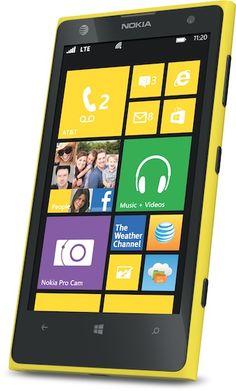 Nokia launches Lumia 1020 with superior camera