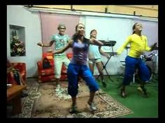 Zumba Fitness Cumbia Tribalera - YouTube -- Fast enough Cumbia?? vjg