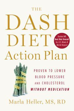 A great book that breaks down the science to help you eat more healthfully to lower blood pressure & cholesterol naturally.