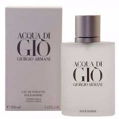 Perfume Hombre Acqua Di Gio Armani 100 Ml Envió Gratis.