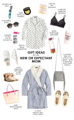 Gift Ideas For A New Or Expectant Mom