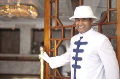 Service with a smile! Sri Lanka, Chef Jackets, Smile, Hats, Board, Fashion, Moda, Hat, La Mode
