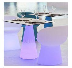 Provence Squara LED Table By Artkalia