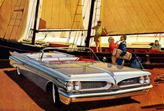 1959 Pontiac Catalina Convertible: Art Fitzpatrick and Van Kaufman