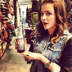 chloe moretz instagram | ELLEgirl】クロエ・グレース・モレッツ|アイデア ...