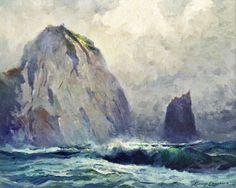 Cape St. Elias  - Sydney Laurence