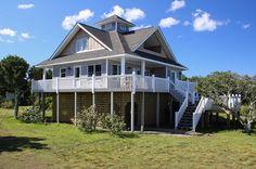 FRISCO Vacation Rentals | Cardinal Point - Soundfront Outer Banks Rental | 683 - Hatteras Rental