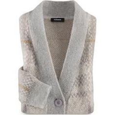 Between-seasons jackets for women Walbusch ladies cardigan gray check warming WalbuschWalbusch Beginner Knitting Projects, Knitting For Beginners, Knitted Baby Blankets, Knitted Hats, Knitting Designs, Knitting Patterns, Cardigans For Women, Jackets For Women, Baby Pullover