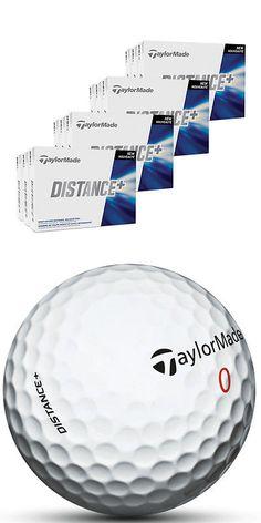 2379738d45 Golf Balls 18924  12 Dozen New Taylormade Distance+ Plus Golf Balls White  -  BUY IT NOW ONLY   159.99 on eBay!