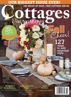 Cottages and Bungalows  Magazine - Buy, Subscribe, Download and Read Cottages and Bungalows on your iPad, iPhone, iPod Touch, Android and on the web only through Magzter