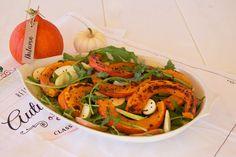 Herbstlicher Kürbis-Apfelsalat