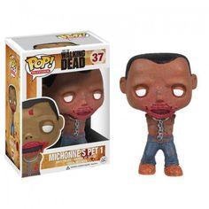Funko Pop! Michonne´s Pet 1, The Walking Dead, Zombie, Zumbi, TWD, AMC, Séries