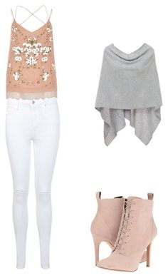 """""""Untitled #327"""" by nataliya-mostriansky on Polyvore featuring River Island, BCBGeneration, Miss Selfridge and Minnie Rose"""