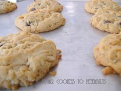 Sugar Cookies to Peterbilts: Gram's Coconut Crisps