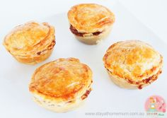 Lamb Muffin Pies | Stay at Home Mum #recipes