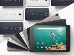 Win a brand new Nexus 6 Phone and Nexus 9 Tablet!