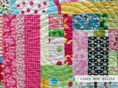 Welcome to the final week of the scrap vortex QAL! I'm thankful that so many of you have joined in and quilted along with me. It's been deli...