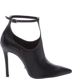 Pointed Toe Boots Black